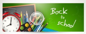 Back to school_groen